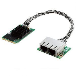 تبدیل mini PCIe به LAN