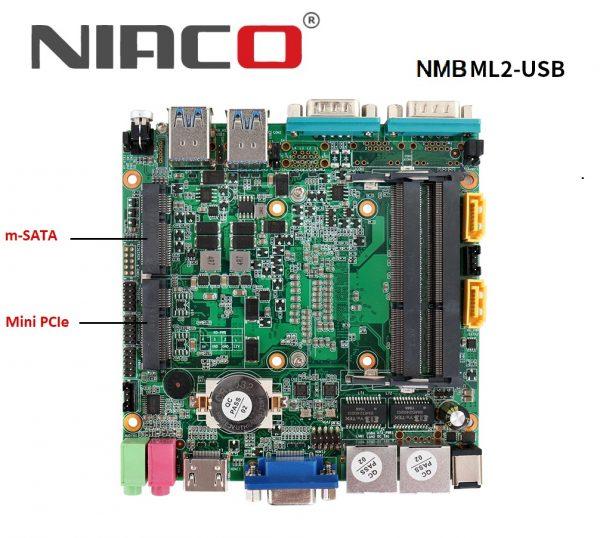 پورت mini PCIe